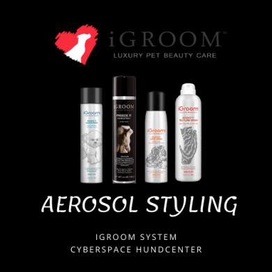 Aerosol Styling Spray