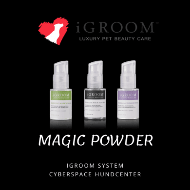 Magic Powder Styling